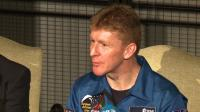 News video: British astronaut 'Major Tim' to fly to ISS