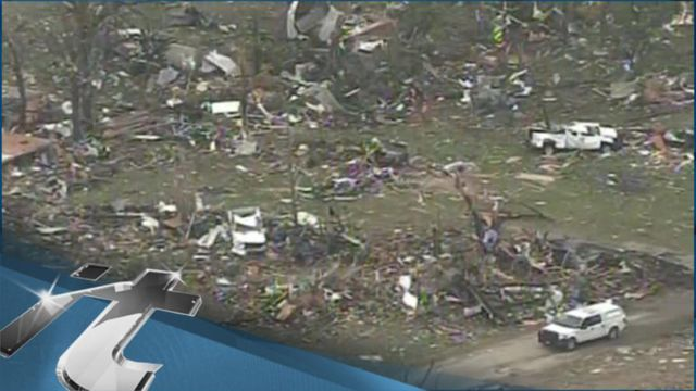 News video: Severe Kansas Tornado Prompts Stark National Weather Service Warning