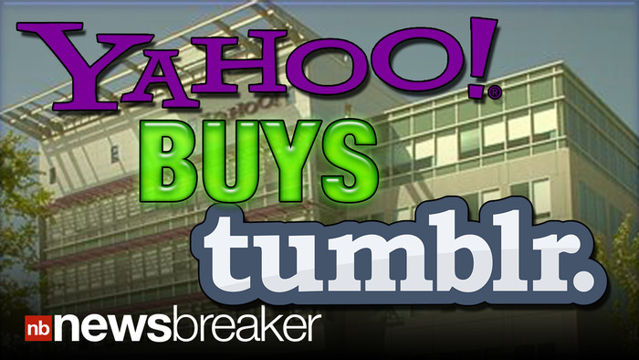 News video: Yahoo Buys Tumblr For 1.1 BILLION