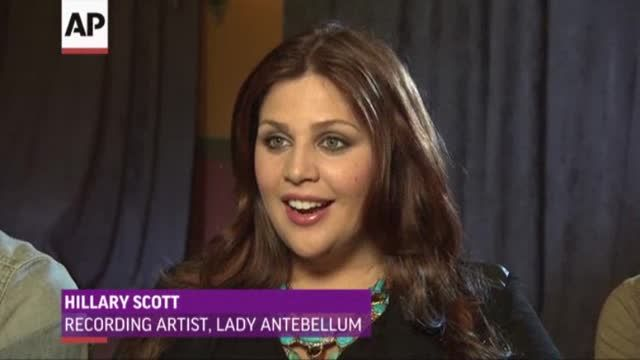 News video: Lady Antebellum Ready for Baby Hiatus