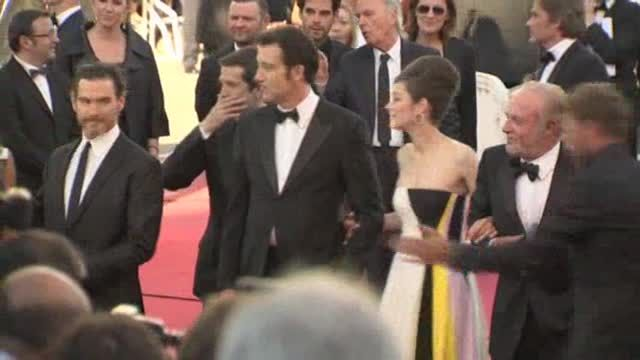 News video: 'Blood Ties' Premieres at Cannes Film Festival